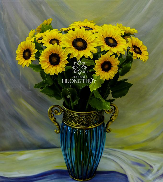 Bình hoa Hướng dương